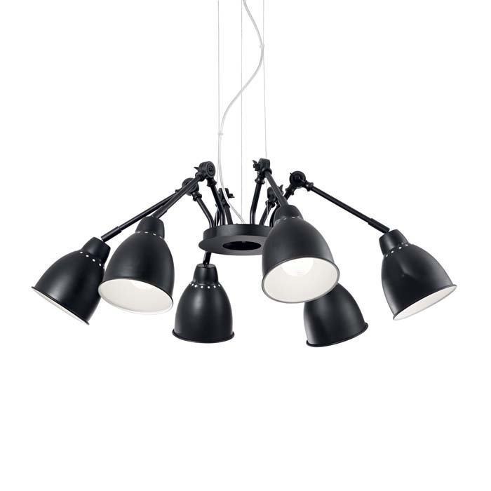 Бра Ideal Lux NEWTON AP1 NERO 027852 - фото и цена в Гродно
