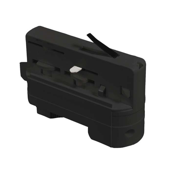 Коннектор Ideal Lux LINK TRIM L-CONNECTOR RIGHT BLACK 188102 - фото и цена в Гродно