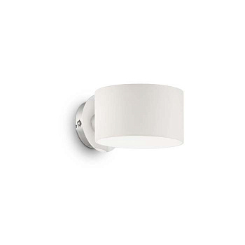 Бра Ideal Lux ANELLO AP1 BIANCO 028361 - фото и цена в Гродно